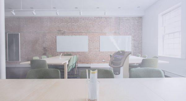 halo meeting room
